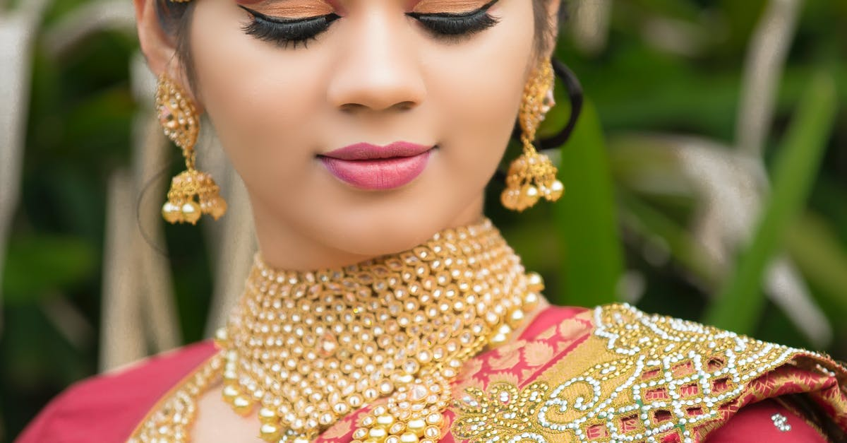 antique indian gold jewelry